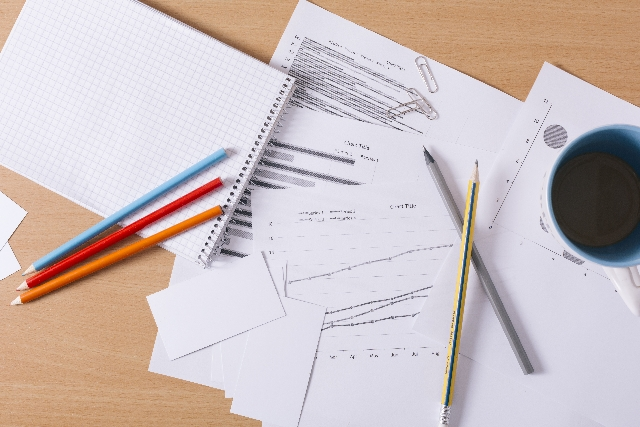 カラーコーディネーターの独学の勉強法